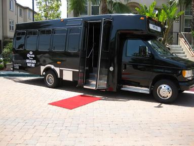 party bus rental service long beach